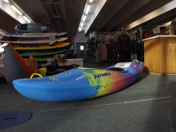 Brand New Pyranha Shiva Whitewater Kayak - Small - $719
