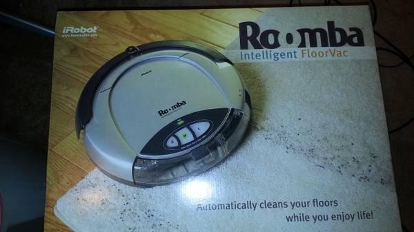 Brand New Roomba IRobot Vacuum Cleaner - $225