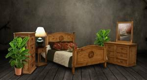 Brand new rustic bedroom set for sale in austin texas for Bedroom furniture 78745