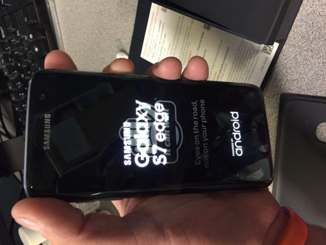 BRAND NEW Samsung Galaxy S7 Edge NEVER USED