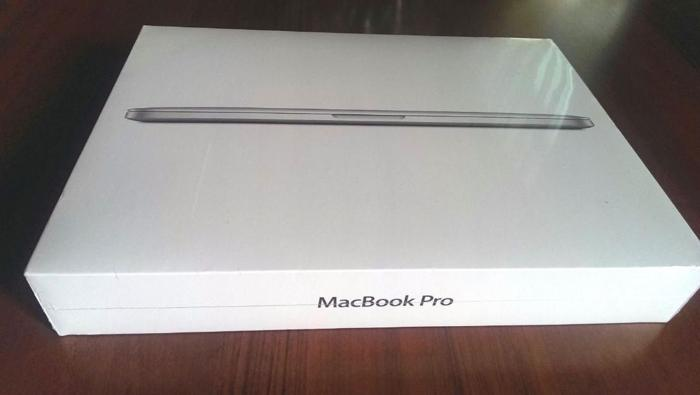 Brand New SEALED 15 Apple MacBook Pro Retina 2.5Ghz /