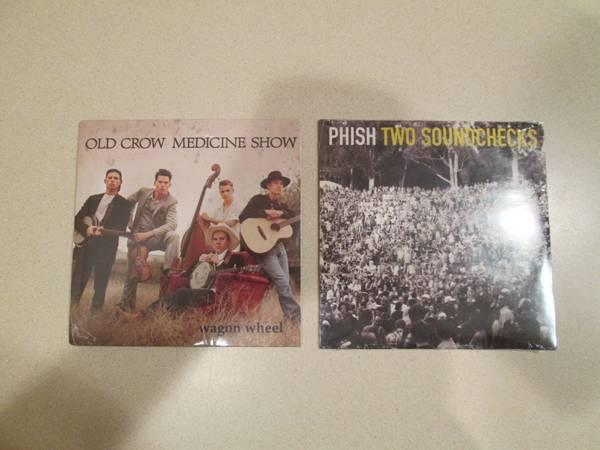 Brand New/Sealed Vinyl's: Old Crow Medicine Show and