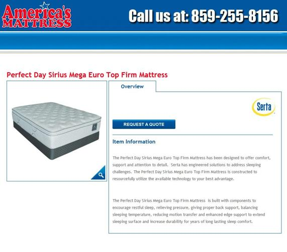 Brand New Sealy Euro Top Mattress Set for Sale