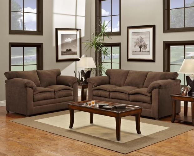 Simmons Sectional Sofa