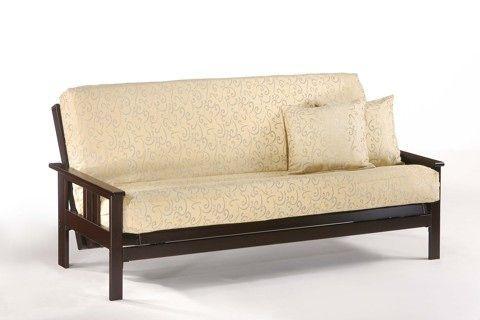 Brand New Solid Wood Futon Sofa Orlando Gainesville