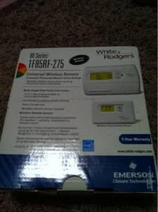 Brand new thermostat - $75 Topeka