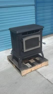 Breckwell Big E Pellet Stove Factory Refurbished For