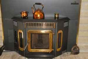 Breckwell Pellet Stove Springfield For Sale In Eugene