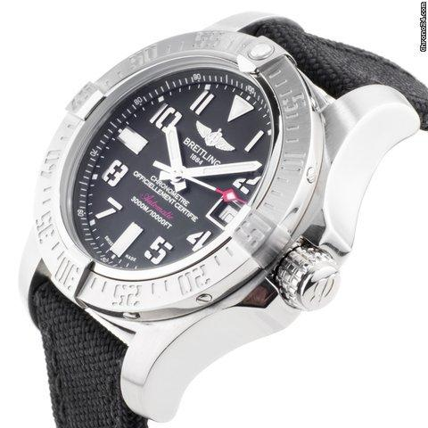 Breitling Avenger II Seawolf Ref. A17331 - Pre-Owned Price On Request