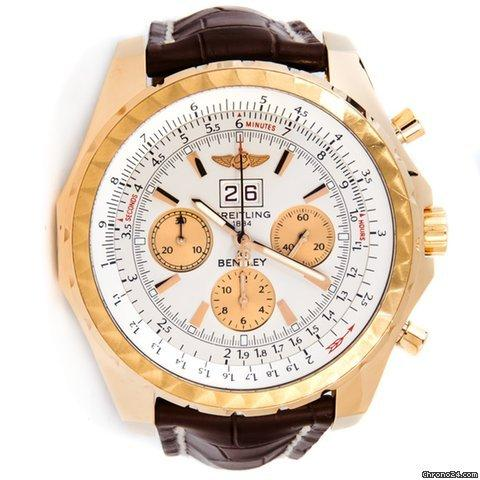 Breitling Bentley Chronograph Limited Edition H4436312G619
