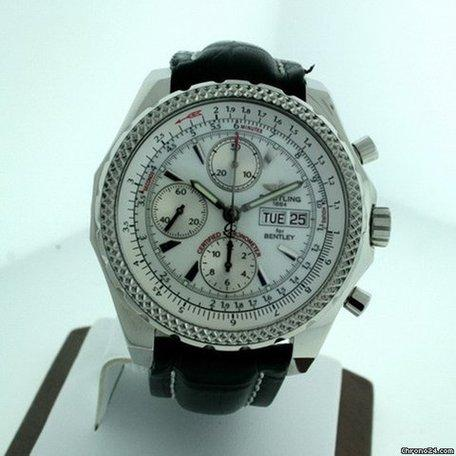 breitling bentley gt a13362 pre owned for sale in newport beach california classified. Black Bedroom Furniture Sets. Home Design Ideas