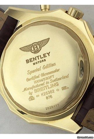 Breitling Bentley K25362