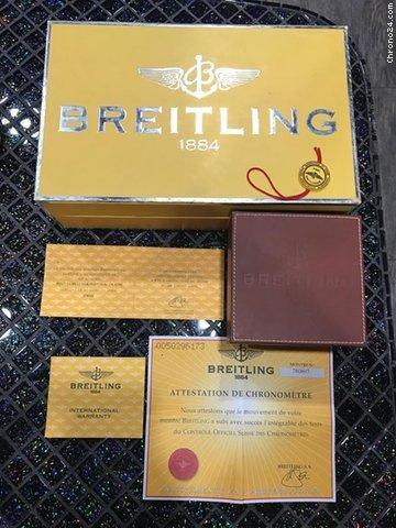 Breitling Bentley Mulliner Limited Edition Perpetual Calendar 18K Gold