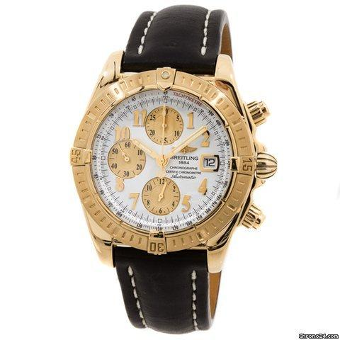 Breitling Chronomat Evolution K1335611A574