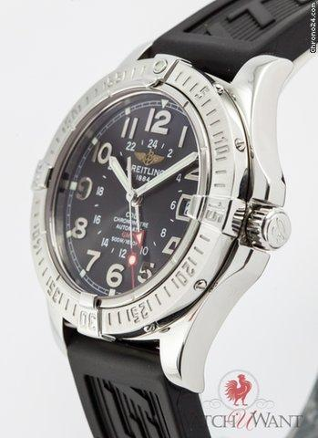 Breitling Colt GMT Automatic - Ref. A32350 Price On Request