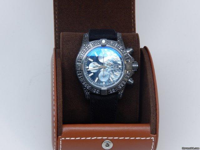 Breitling LIMITED EDITION Breitling Super Avenger II M13371BU BE52