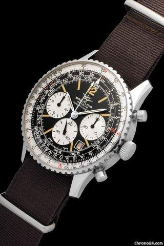 Breitling Navitimer 7808 New Old Stock Price On Request