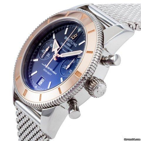 Breitling SuperOcean Heritage Chronograph 44 Ref. U2337012BB81-SS - Majority Warranty Remaining - Price On Request