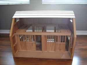 This Is Wooden Toy Barn Kit Project Shed