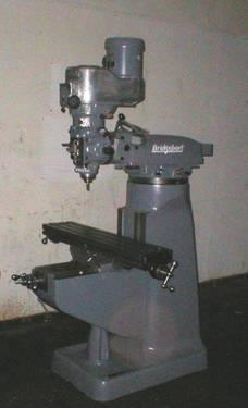 Bridgeport Milling Machine For Sale In Greensboro North