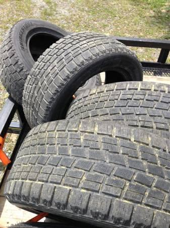 Bridgestone Blizzak 225/55 16 Snow Tires - $150