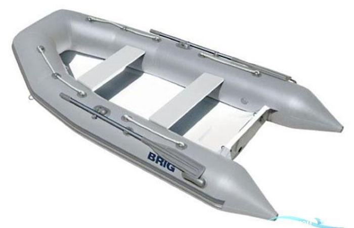 Brig Inflatable Boat Dinghy F330 2005 For Sale In West