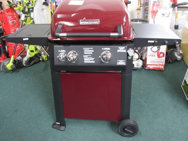 Brinkmann Ranger 2 Burner Propane Gas Grill Brand New