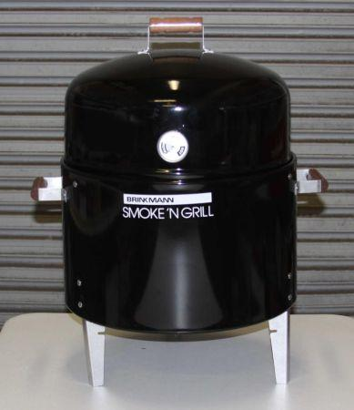 Brinkmann Smoke N Grill Single Charcoal Smoker Amp Grill