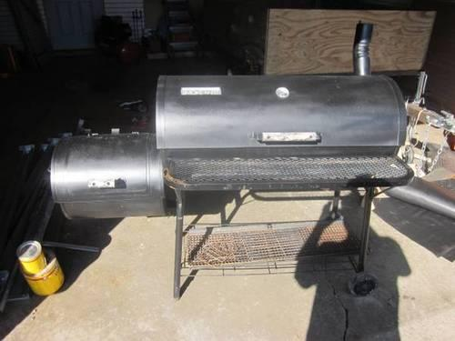 Brinkmann Smoke N Pit Charcoal Smoker And Grill For Sale