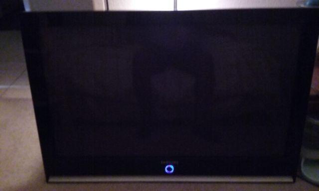 Broken samsung plasma tv