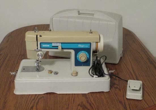 Brother Sewing Machine 40 Classifieds Buy Sell Brother Sewing Interesting Brother Charger 651 Sewing Machine Manual