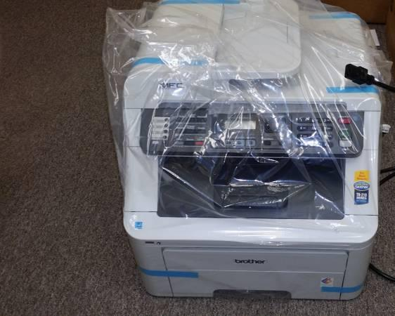 Brother MFC-9325CW All-In-One Laser Printer - $350