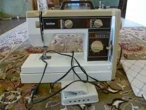 sewing machine vx757