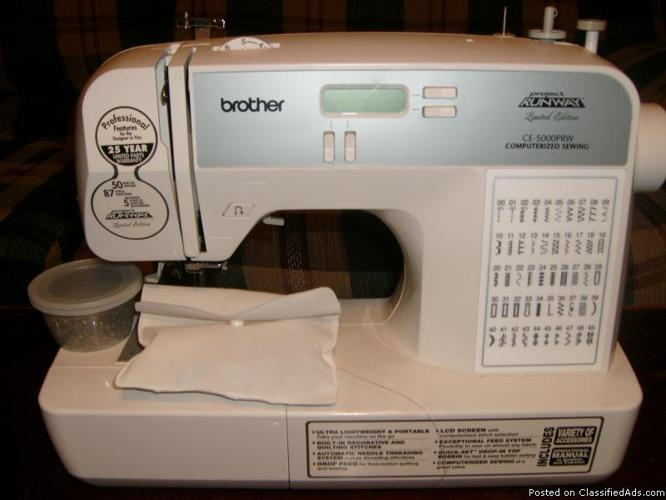 Brother Xl40 Sewing Machine Classifieds Buy Sell Brother Xl Impressive Brother 35th Anniversary Sewing Machine