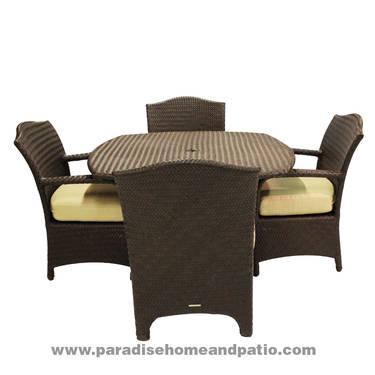 For Sale - 1 Brand New, never used Brown Jordan Outdoor Dining Wicker