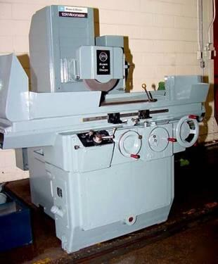 Brown Amp Sharpe 24 Quot Micro Master Surface Grinder For Sale