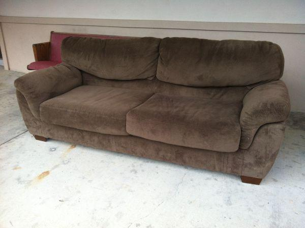Brown Sofa Chair Or Black Vinyl Iconsign