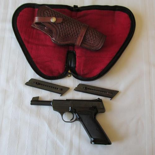 Browning Nomad 22 Pistol Holster Zip Rug 2 Mags For Sale