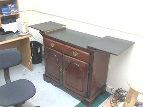 Broyhill Buffet Serving Table Tunkhannock For Sale In
