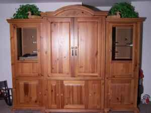 Charmant Broyhill Fontana Entertainment Center   $500 (East End)
