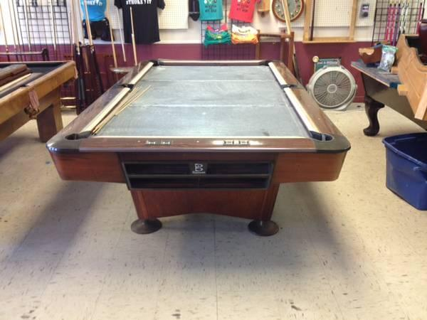 Pool Table Brunswick Aristocrat Classifieds Buy Sell Pool Table - Pool table movers wilmington nc