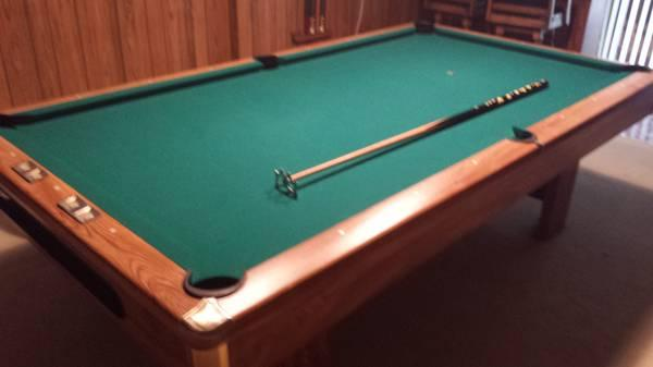 Pool Table Brunswick For Sale In Pennsylvania Classifieds Buy And - Brunswick sherwood pool table