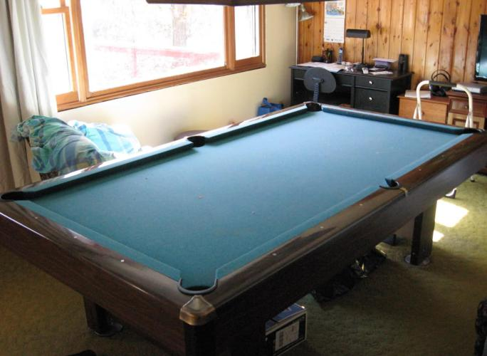 Pool Table Brunswick Contender Classifieds Buy Sell Pool Table - Brunswick windsor pool table