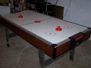 Brunswick Air Hockey Table   $100 (Vincennes)
