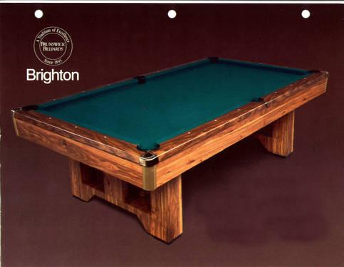 Pool Table Brunswick Bristol For Sale In Pennsylvania Classifieds - Brunswick sherwood pool table