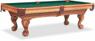 how to take apart a brunswick pool table