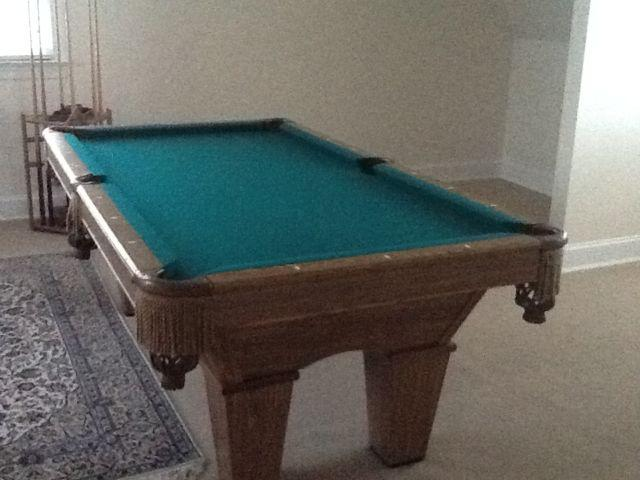Pool Table Brunswick Classifieds Buy Sell Pool Table Brunswick - Brunswick sherwood pool table