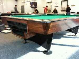 Brunswick Gold Crown Pool Tables 4 Sale Tristate Area
