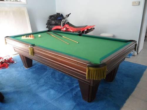 135 Anniversary Pool Table Brunswick Clifieds Across The Usa Americanlisted