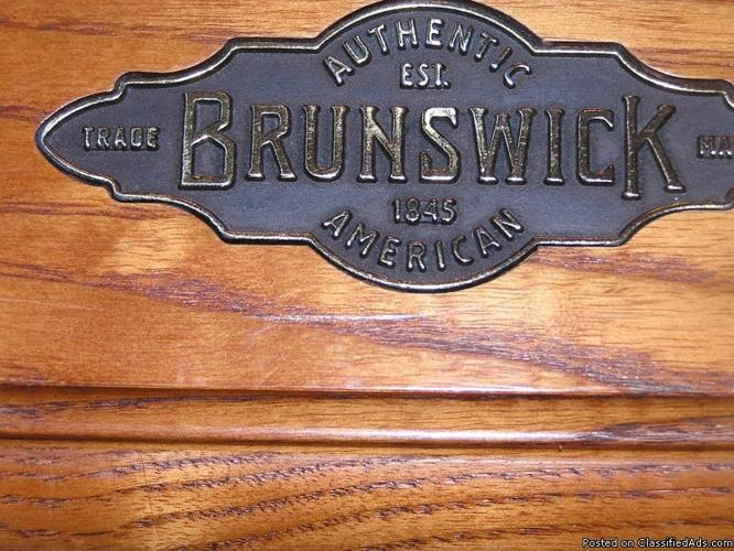 Pool Table Brunswick Montebello For Sale In Texas Classifieds Buy - Brunswick manchester pool table
